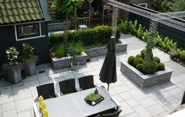 Tuinrenovatie Hilversum